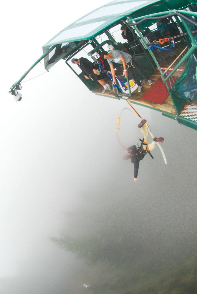 Tyler Bungy Jumping