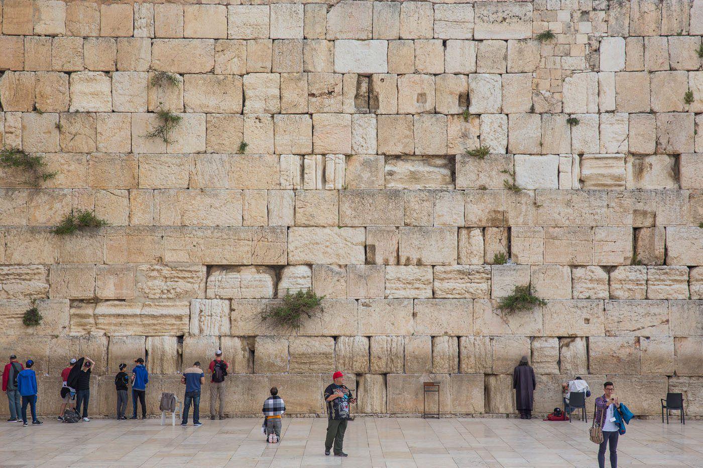 Western Wall Best things to do in Jerusalem