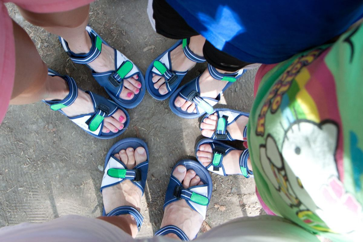 Cave of the Winds Sandals