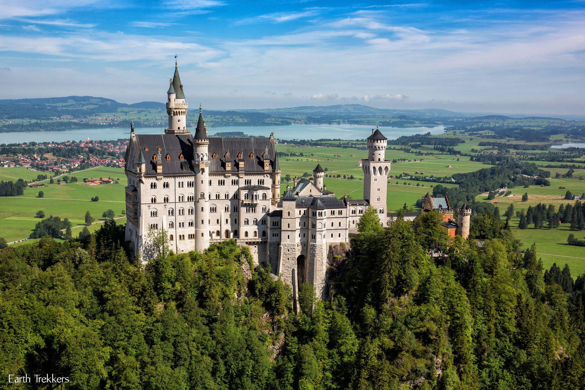 How to Visit Neuschwanstein