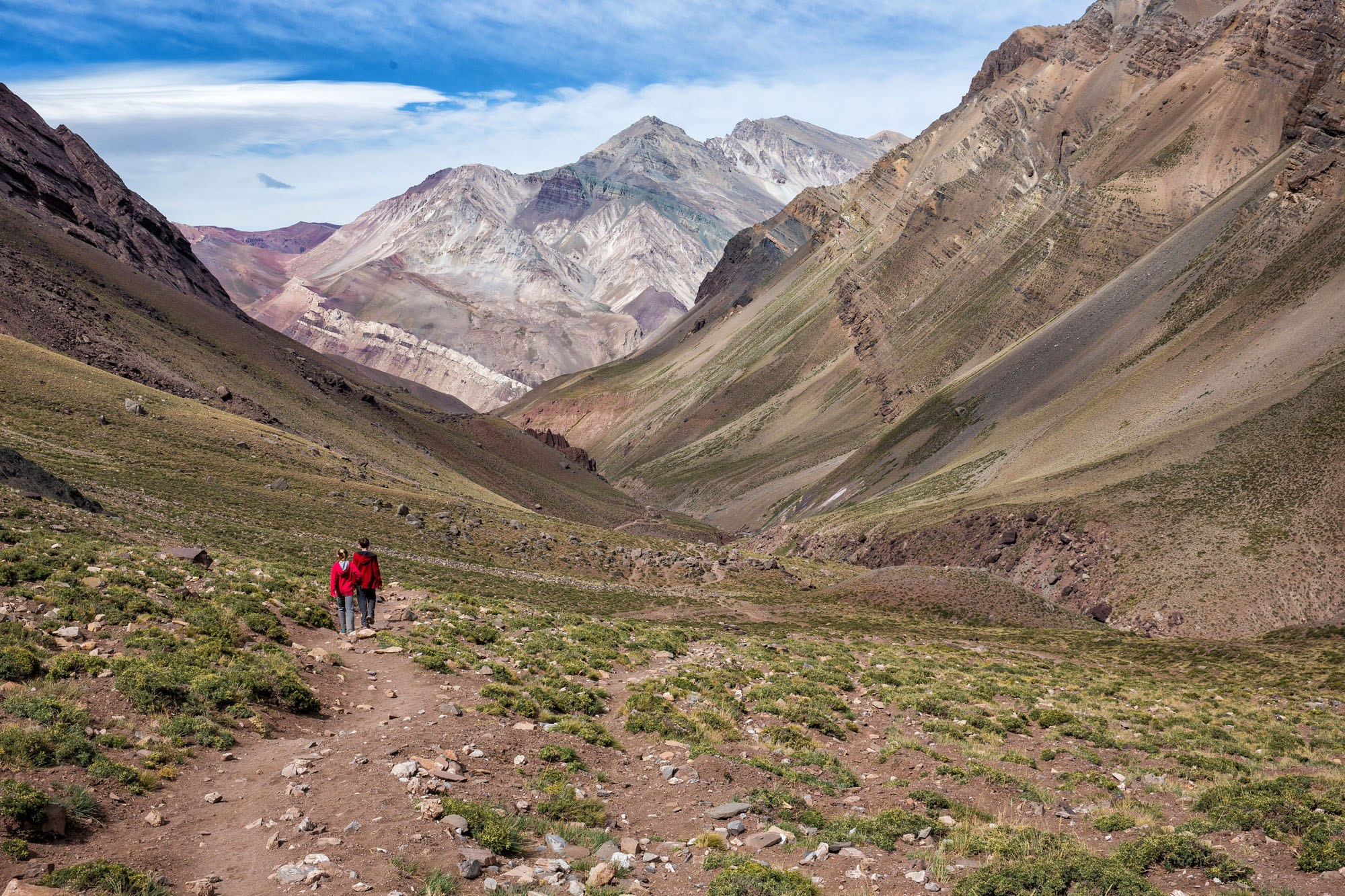 Mendoza Hiking