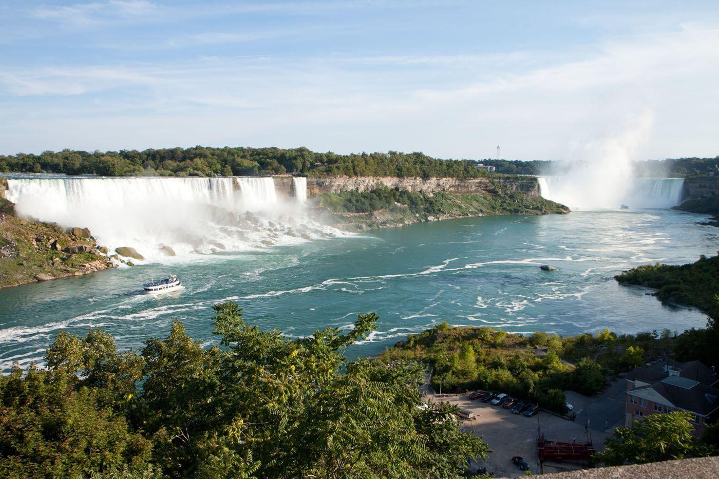 Niagara Falls Canada View
