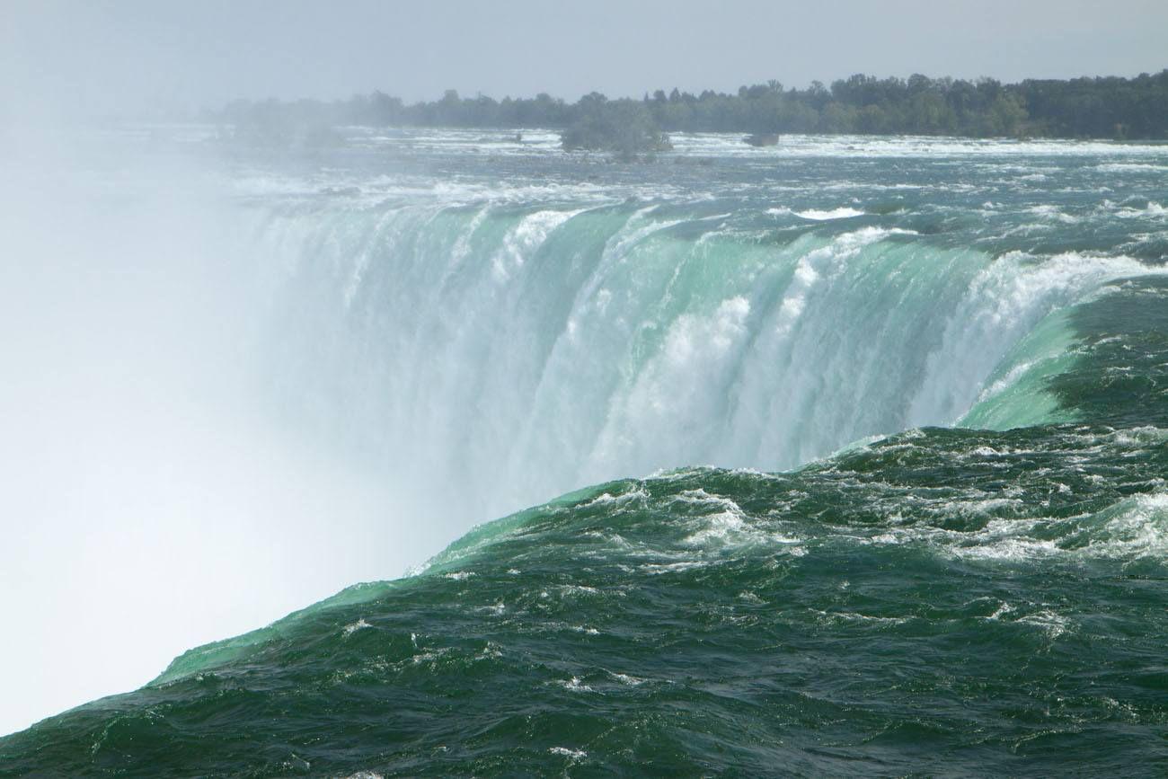 Niagara Falls Up Close