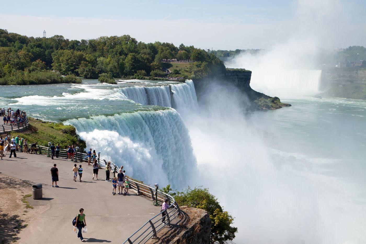 Tim Tyler Kara Niagara Falls