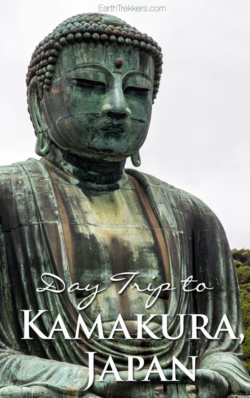 Day Trip to Kamakura Japan from Tokyo