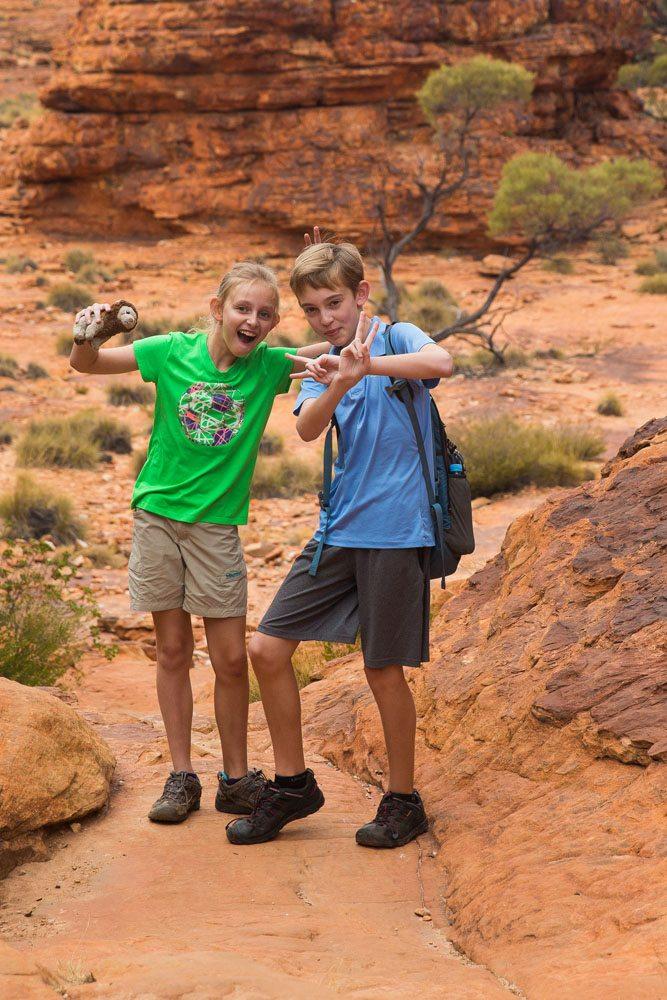 Earth Trekkers Kids