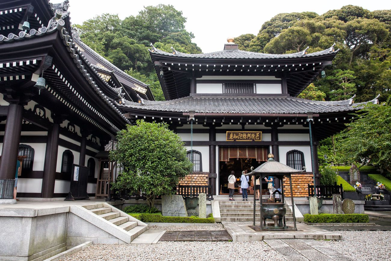 Hase-dera Japan