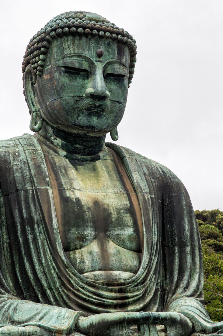 Daibutsu Great Buddha of Kamakura