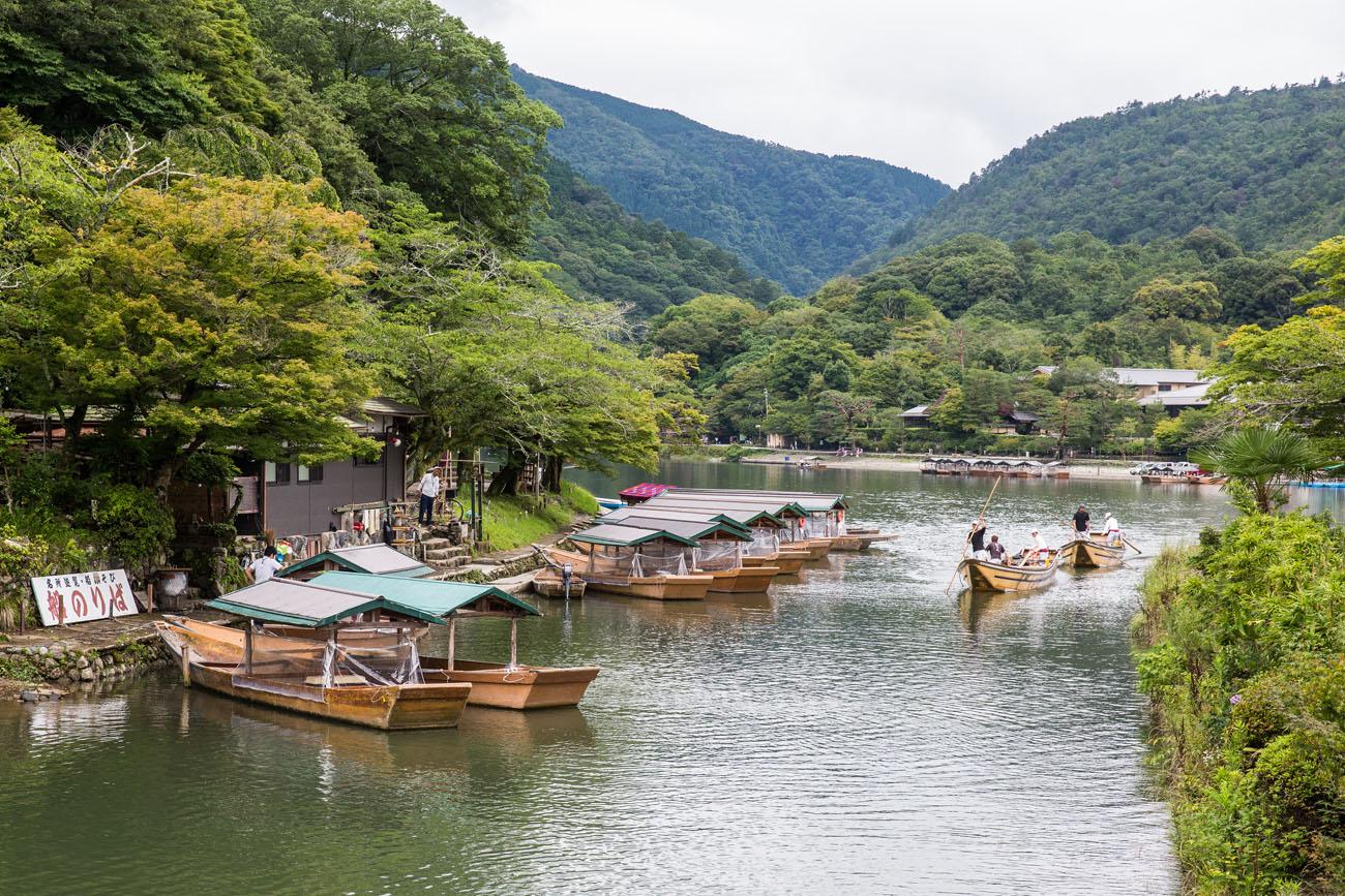 Katsura River Kyoto