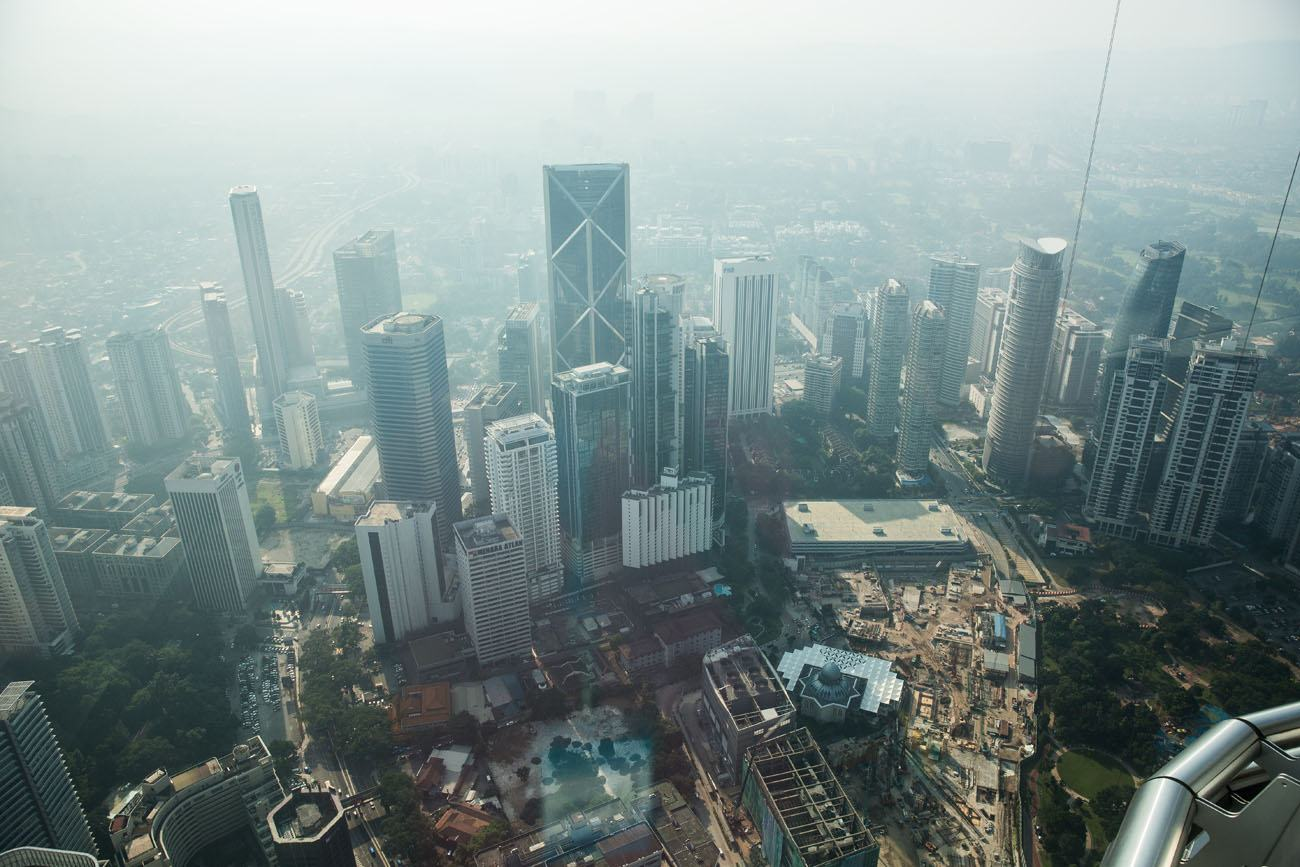 Petronas Towers View