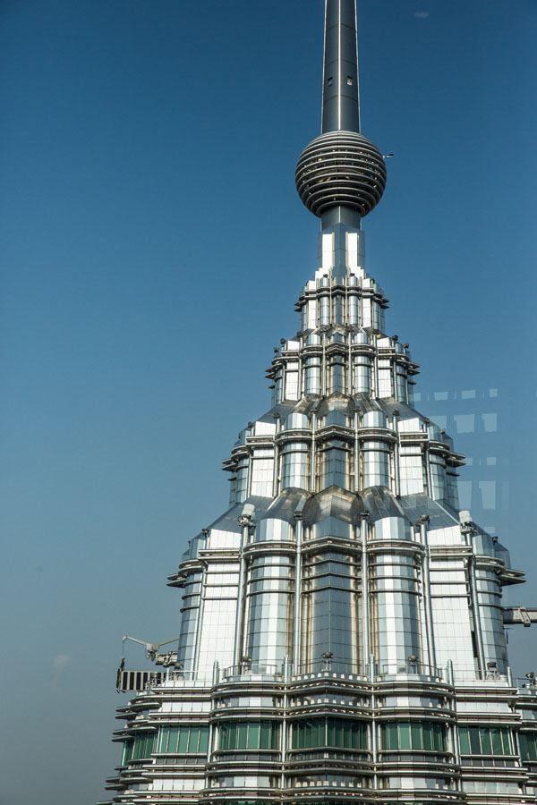 Top Petronas Tower