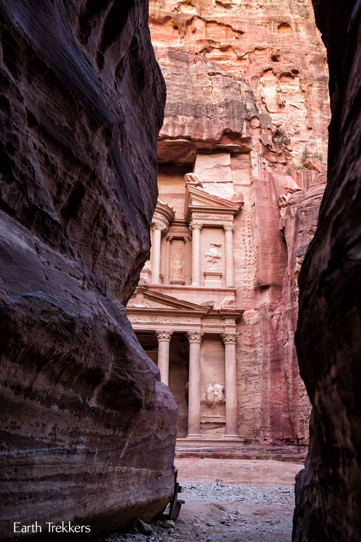 When to go to Petra