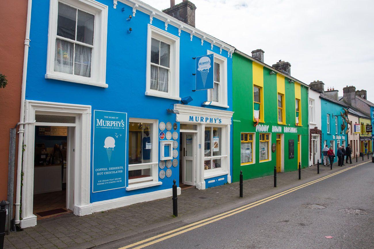 Colors of Dingle Ireland