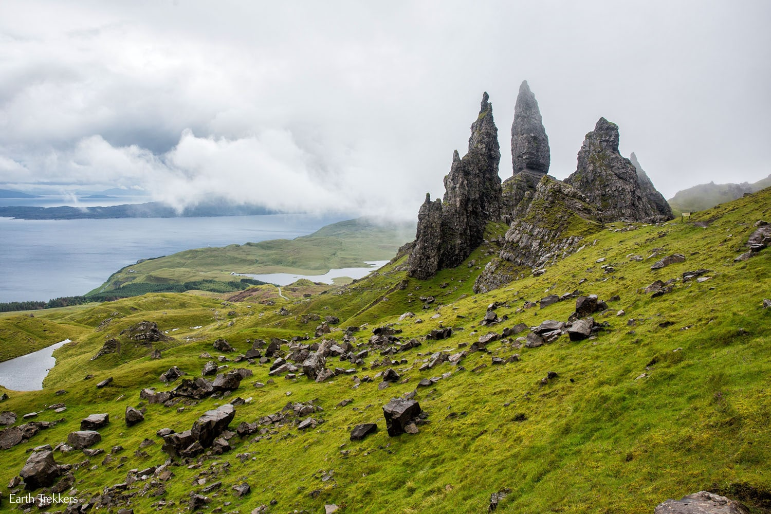How to Visit Old Man of Storr