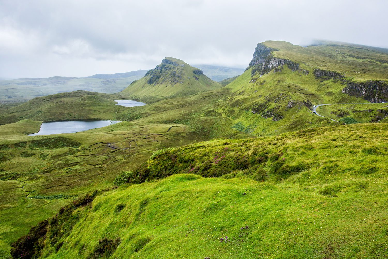 Isle of Skye Quiraing Photo