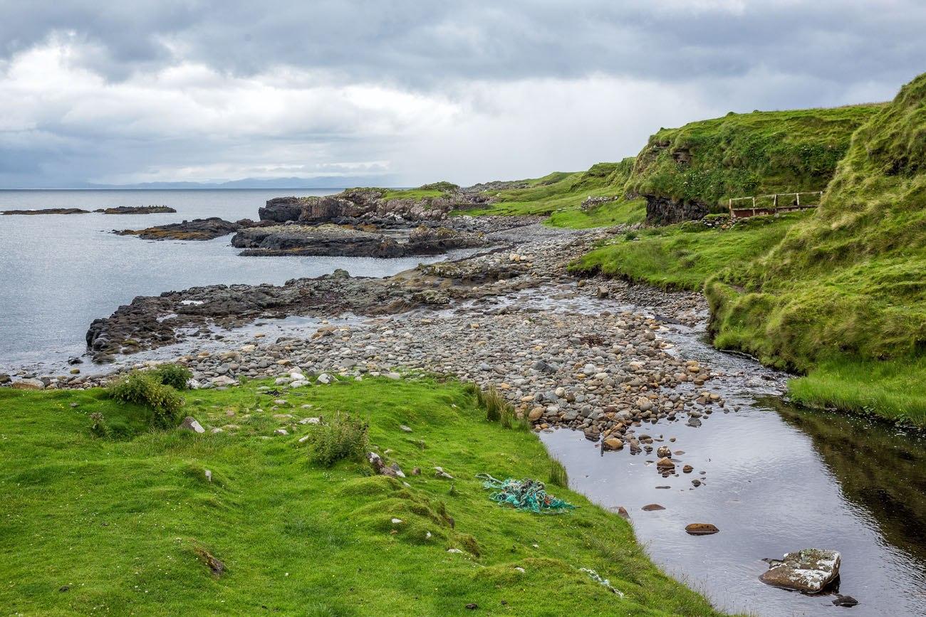 Isle of Skye beach