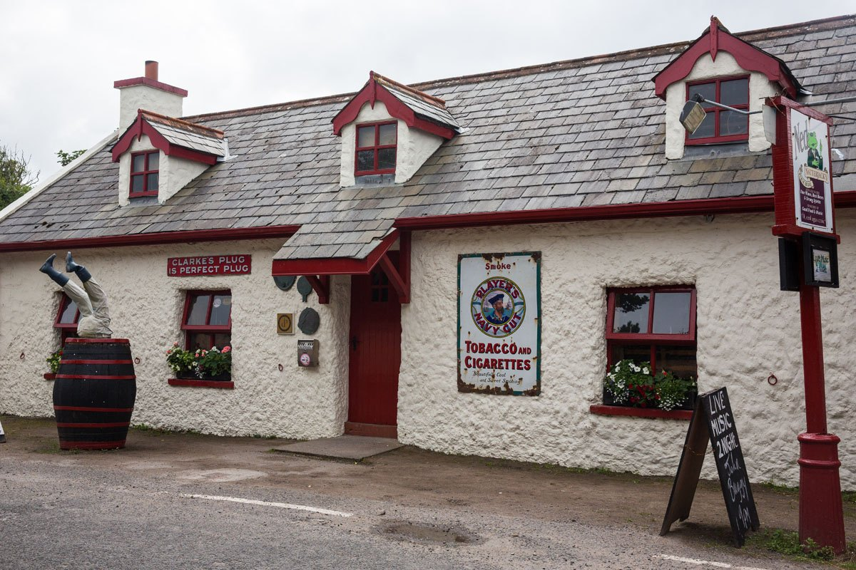 Pub Dingle Peninsula