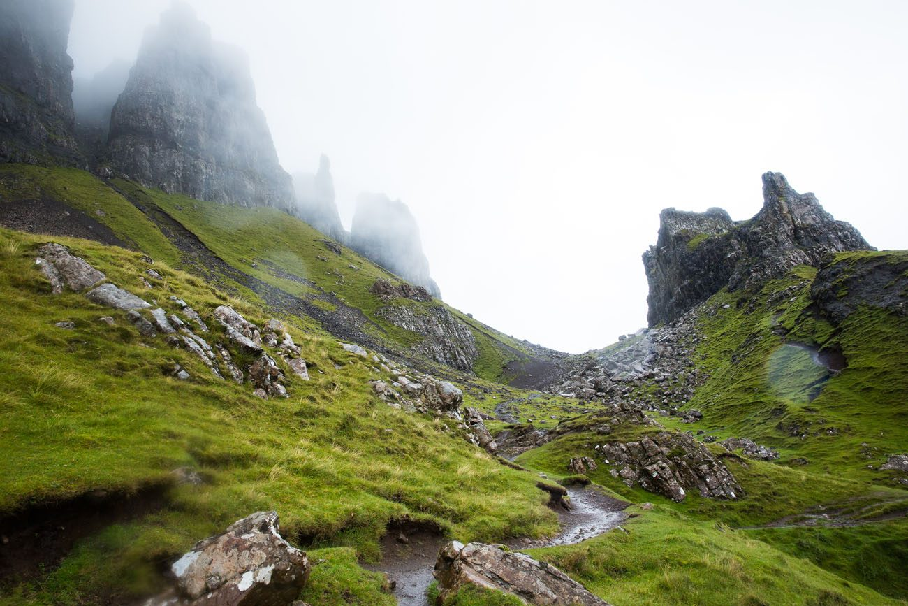 Quiraing Mist