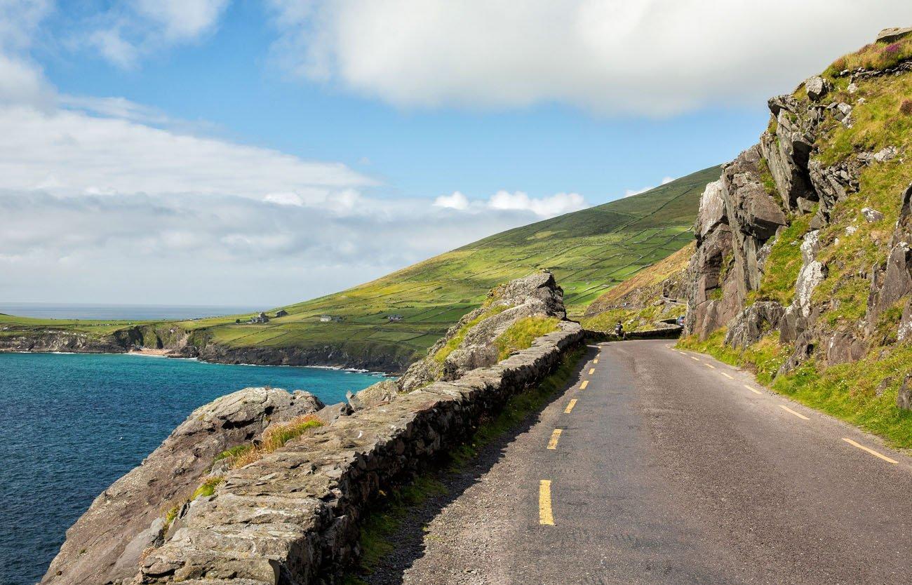 Road in Ireland
