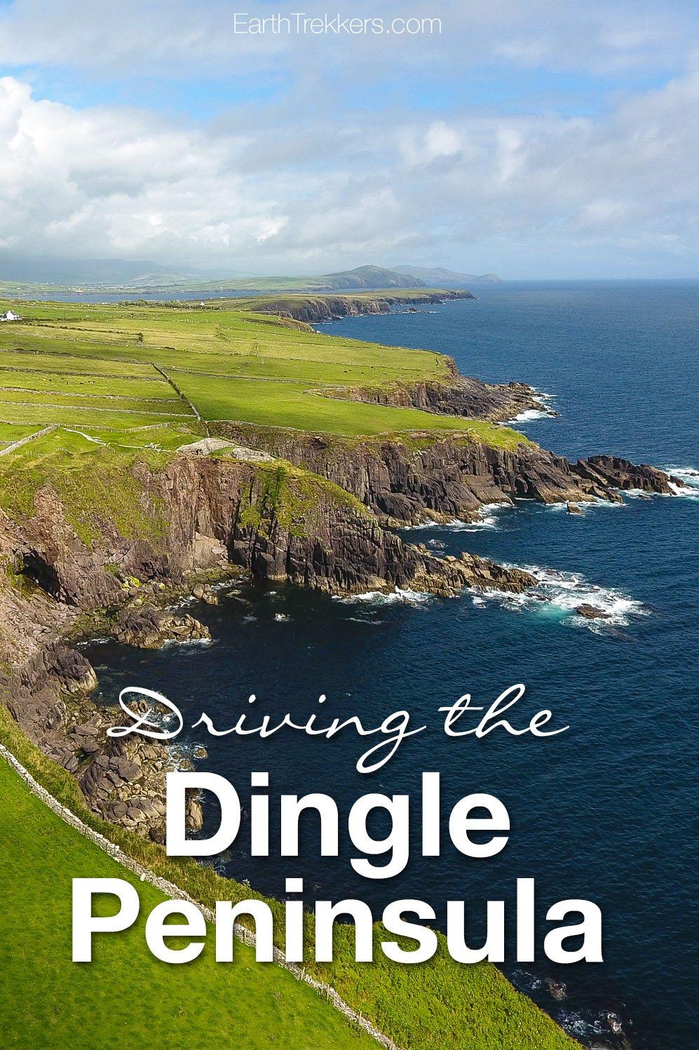 Slea Head Drive Dingle Peninsula Ireland