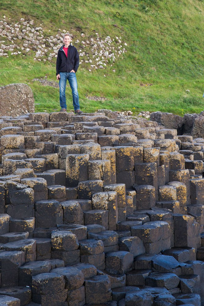 Tim Rivenbark Giants Causeway