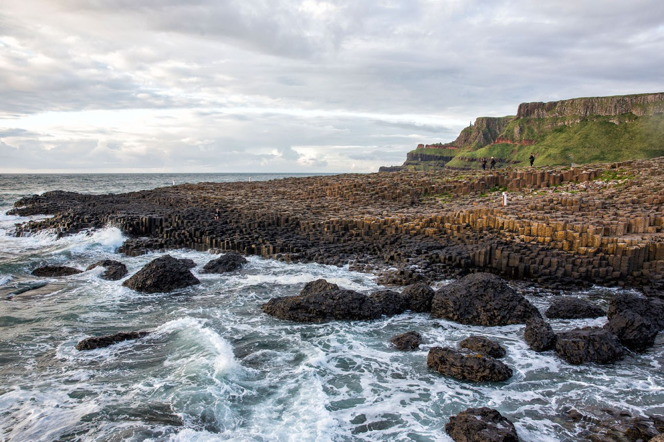 When to go to Giants Causeway