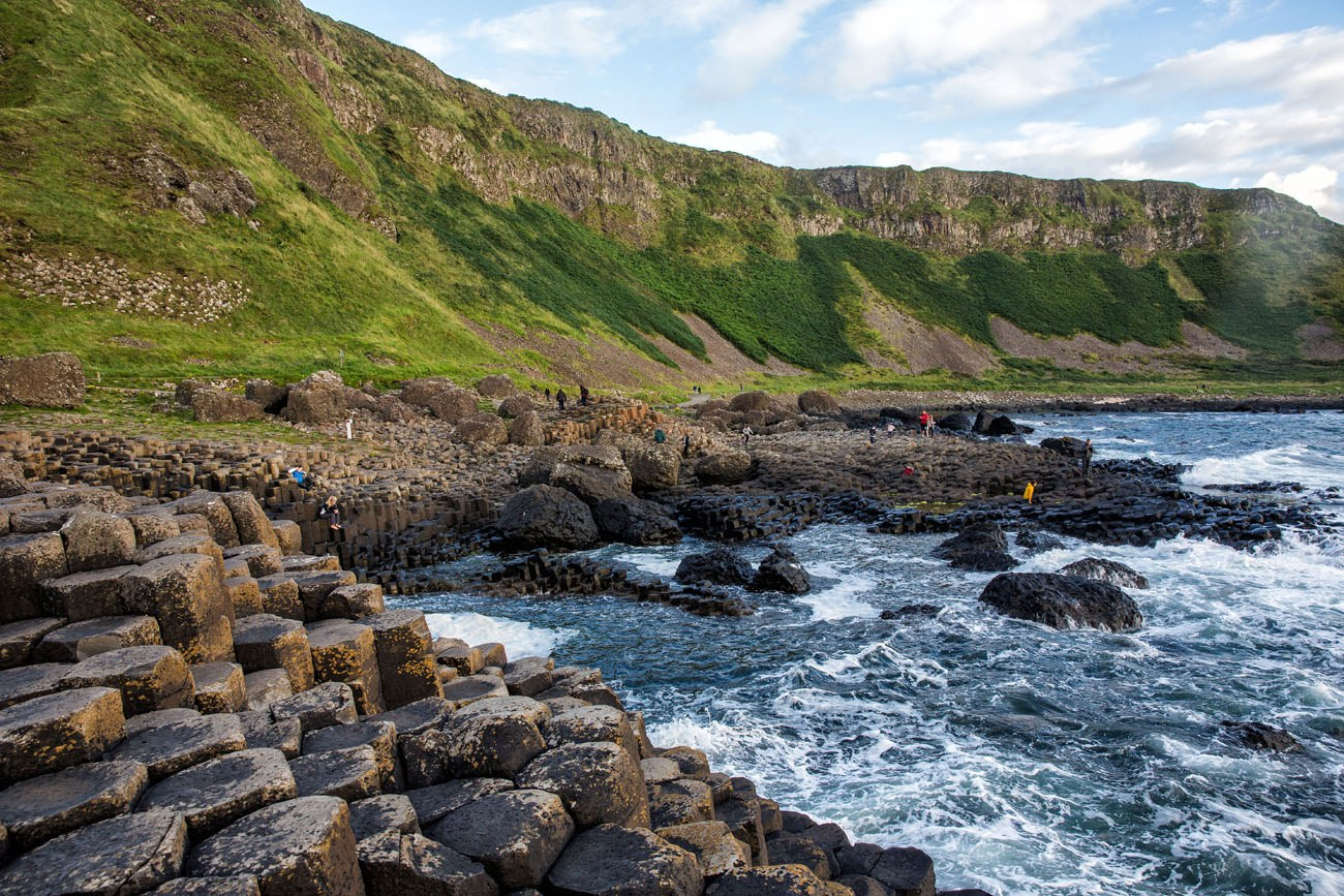 Where is Giants Causeway