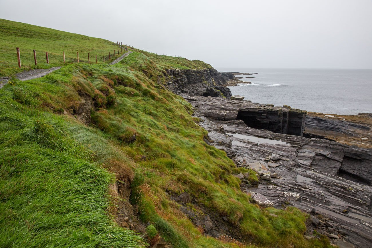 Doolin Cliff Walk Ireland