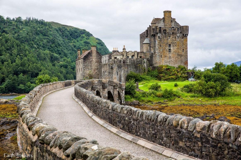 Eilean Donan Scotland