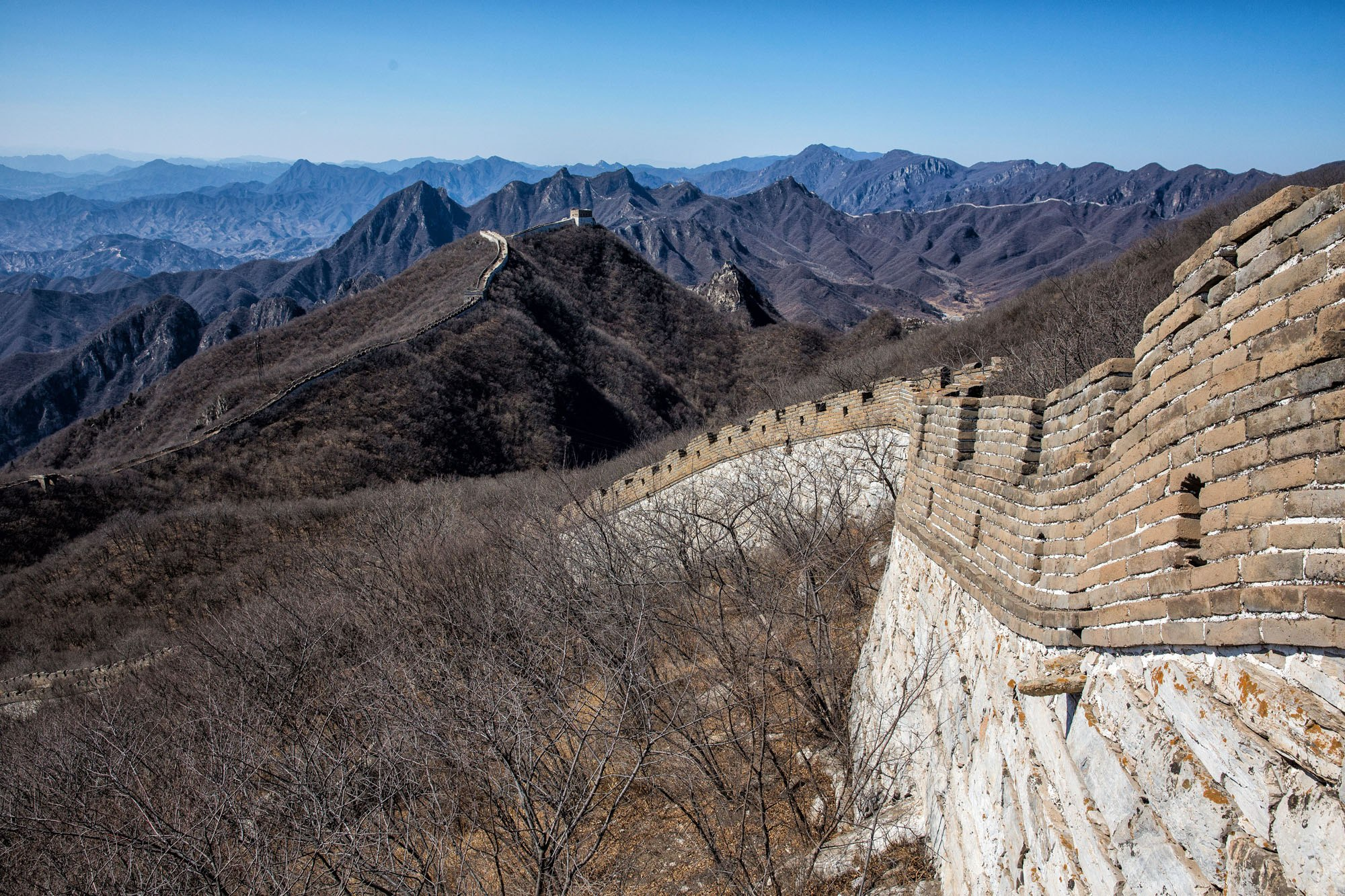 How to hike the Great Wall of China