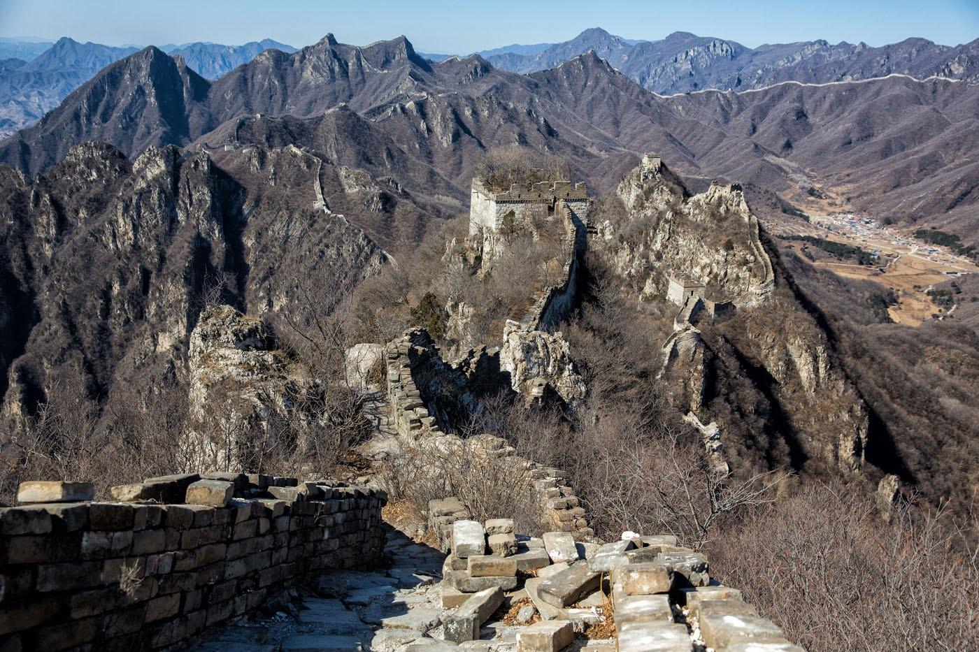 Jiankou China