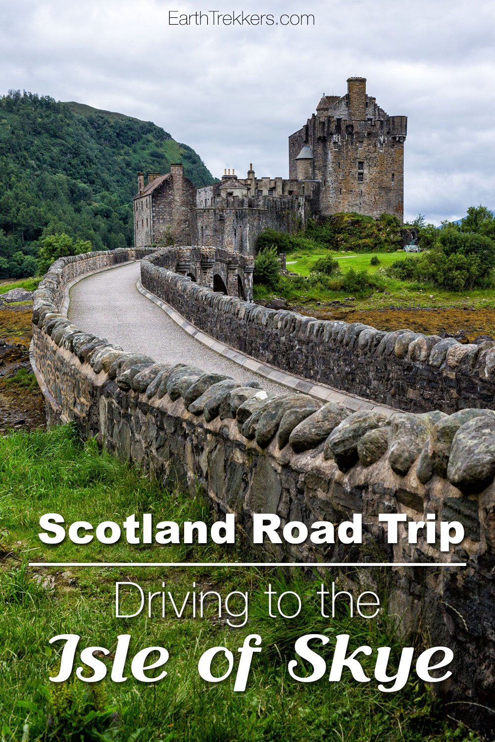 Scotland road trip: Driving to the Isle of Skye
