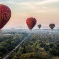 Bagan Balloon Ride