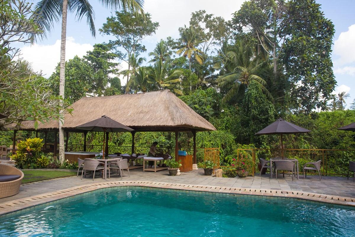 Bali Villa Ubud pool