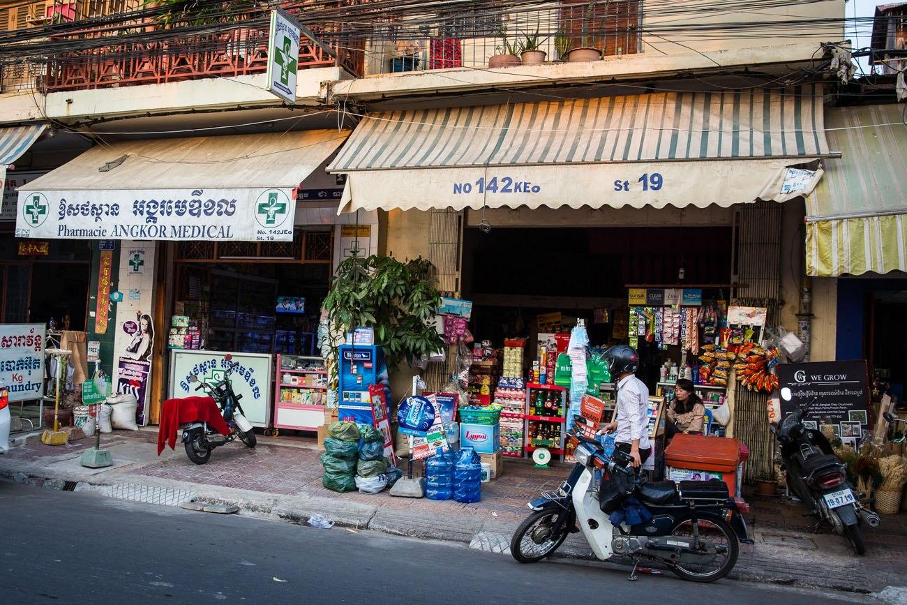 Cambodia Pharmacy