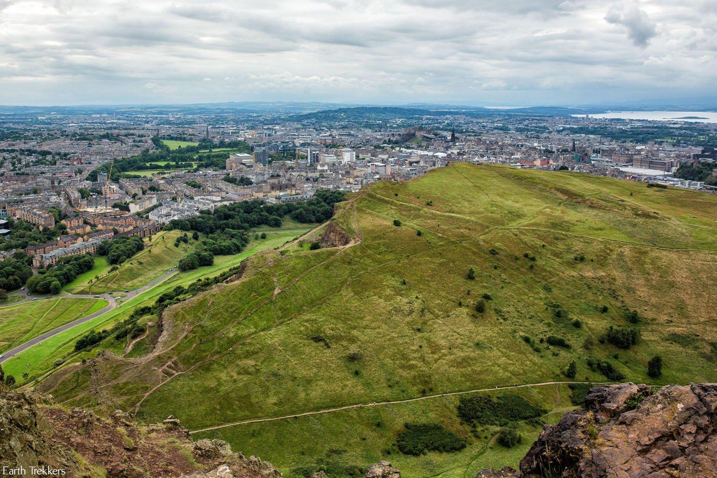 Edinburgh Arthurs Seat