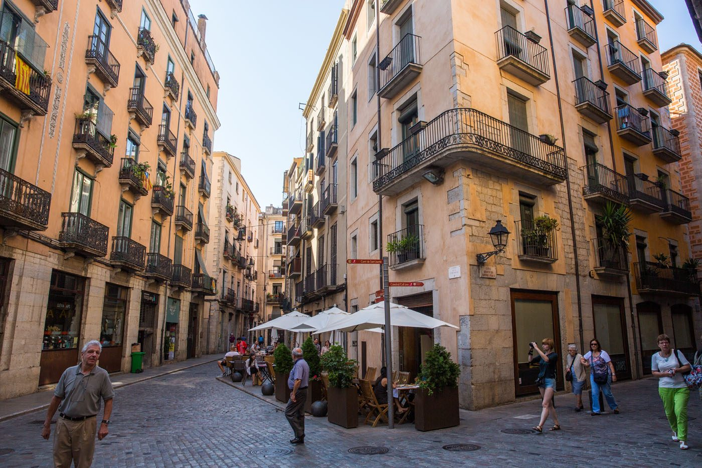 Girona Street Spain
