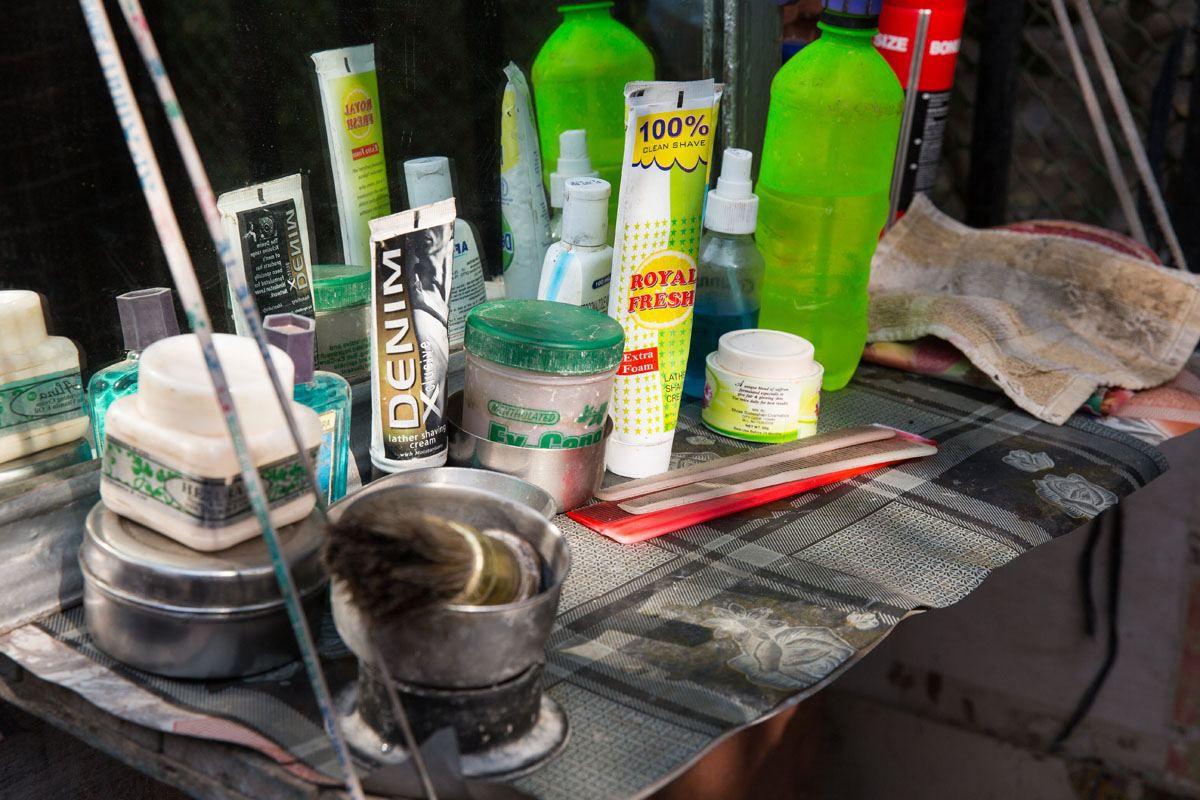 Hair cut supplies