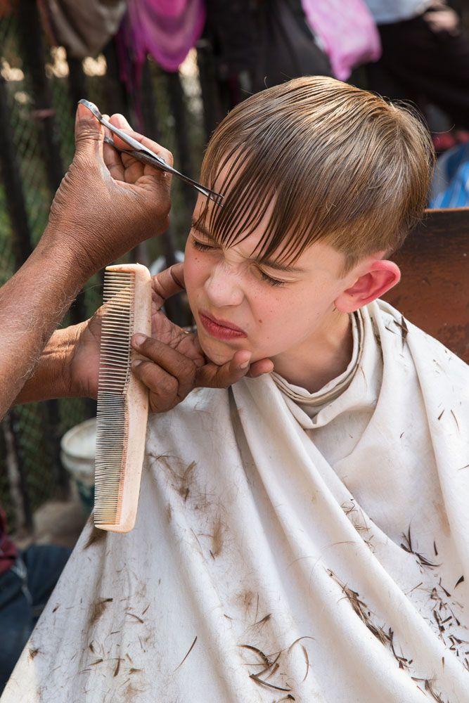 Haircut in Delhi