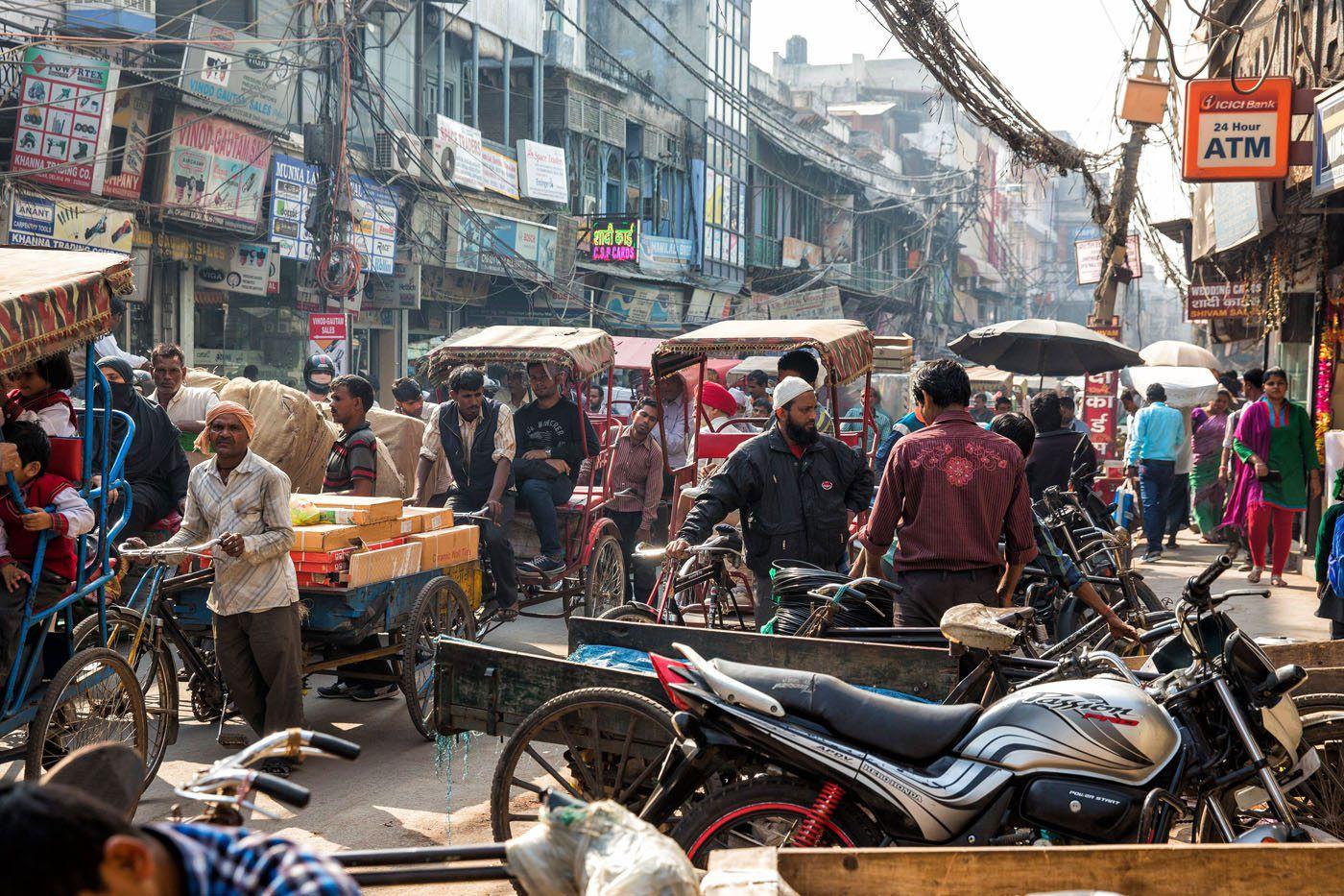 India Chaos