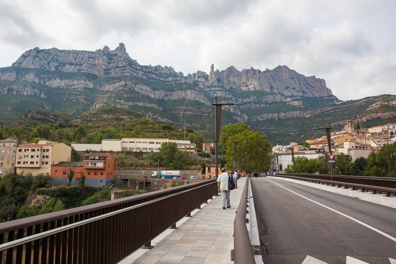 Monistrol de Montserrat bridge