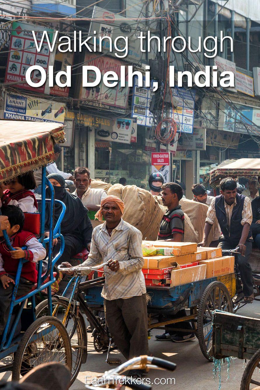 Old Delhi India photography