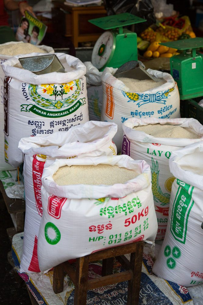 Rice Cambodia