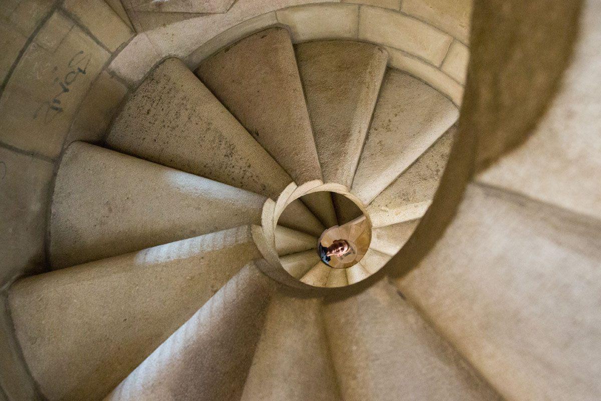 Sagrada Familia Tower Climb