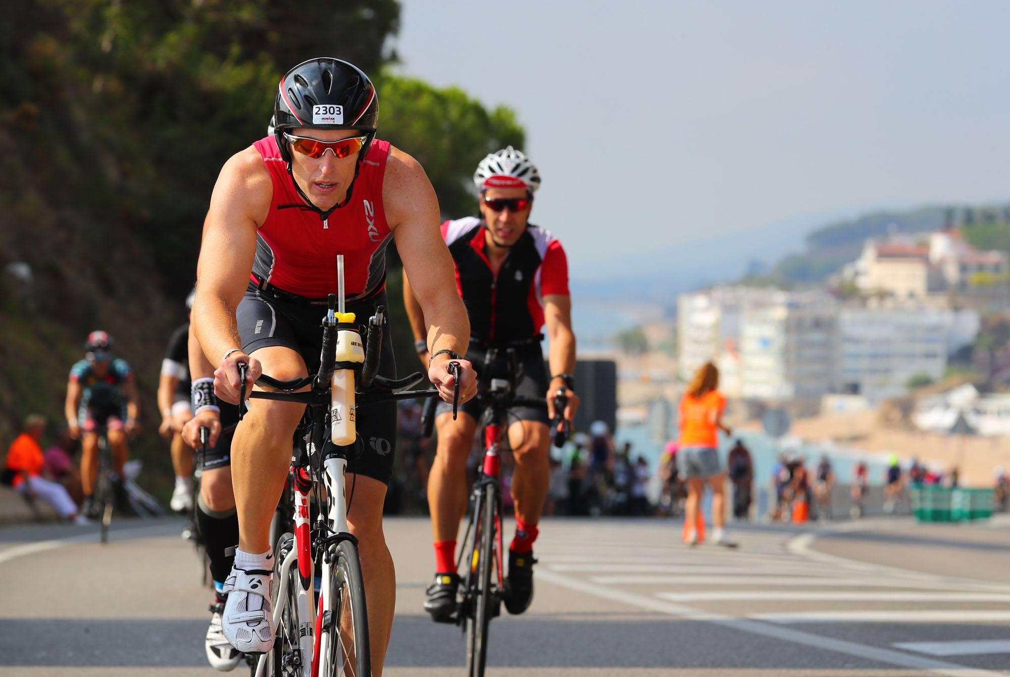 Tim Rivenbark Ironman