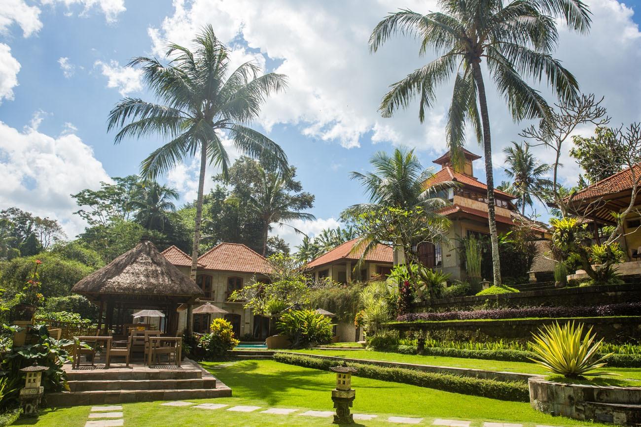 Villa Ubud Bali Hotel