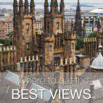 Where to get the best views of Edinburgh Scotland