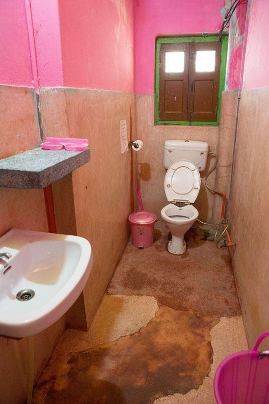 Bathroom India