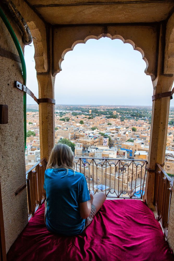 Kara in Jaisalmer