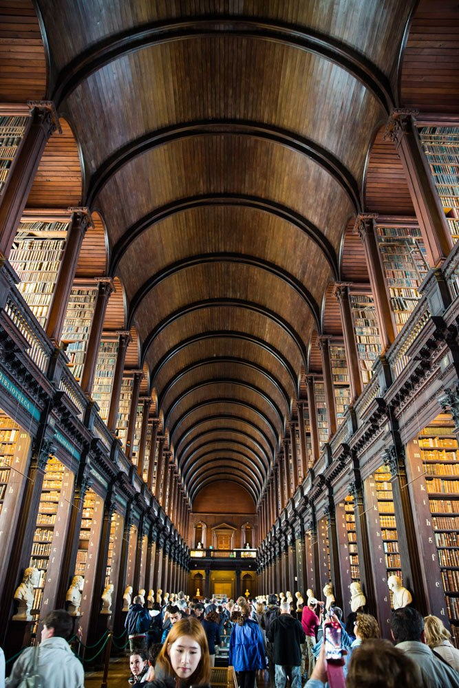Long room Dublin